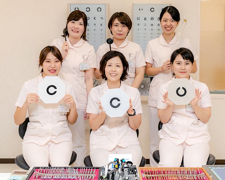 視能訓練士(ORT)の紹介